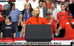 Trump's spiritual adviser Paula White tells supporters at Florida rally…