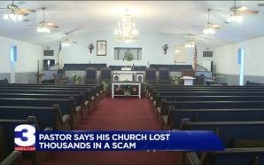 Pastor Says Scammers Are Targeting His Congregation!