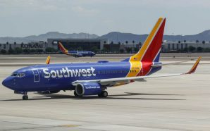 Two Southwest planes collide while preparing for departure!