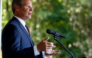 Tennessee Gov. Bill Lee Under Fire For Signing Bill Celebrating…