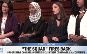 "Gayle King Sits Down With ""The Squad"" The Congresswomen Are…"