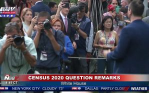 WHITE HOUSE FIGHT: Chaos ERUPTS Between Media Members After President…