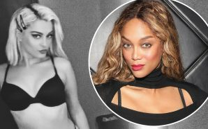 Tyra Banks Defends Bebe Rexha After Music Executive Claims The…