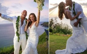 Dwayne Johnson is now a married man after secret ceremony!