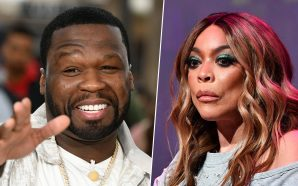 Video: 50 Cent stops Wendy Williams from entering his party!
