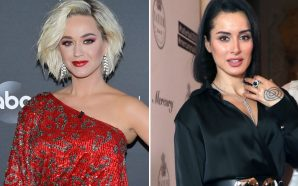 Katy Perry accused of sexually harassing female TV presenter!
