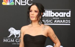Halsey finally quit nicotine after smoking for 10 years!