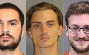 3 men arrested in Ohio, Florida, and Connecticut last week…