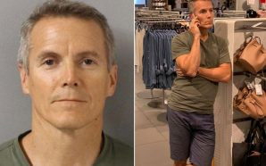 Pastor busted after taking photos of girls in changing rooms…