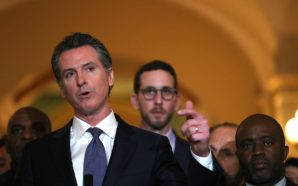 California Governor Newsom signed a law to limit use of…