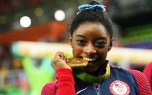 Simone Biles Keeps Making History — Watch All the Flips…