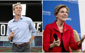 Beto O'Rourke Calls Trump A Racist And Elizabeth Warren Calls…