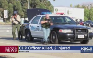 A Police Shoot Out In California Today! One Police Killed,…