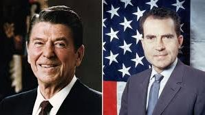 Reagan's Racist Phone Call With Nixon Revealed!