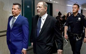 Harvey Weinstein Faces New Indictment From Allegation He Raped 'Sopranos'…