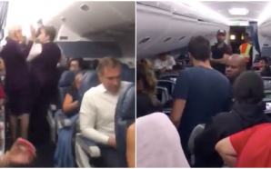 VIDEO: Brawl breaks out on delayed Delta flight at JFK…