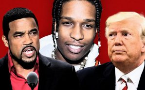 A$AP Rocky Never Gave Trump And Team A Thank You…