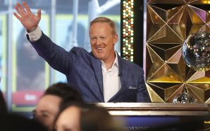 Sean Spicer will be joining Dancing with the Stars!