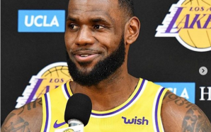 LEBRON JAMES DENIED 'TACO TUESDAY' TRADEMARK IT AIN'T OVER