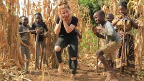 White Woman Dances in African Village and They was Not…