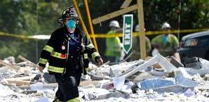 Fire Captain Killed in. Fire in Maine