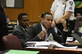 Tekashi 69 Testifies Against Former Crew