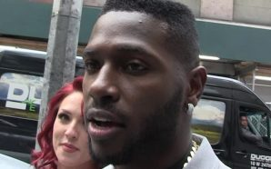 ANTONIO BROWN SWEARS OFF NFL … Takes Shot At Robert…