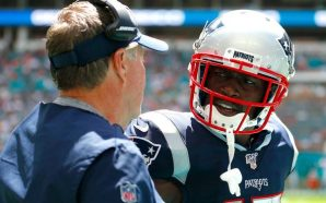 The Patriots Have Release Wide Receiver Antonio Brown Amidst Allegations