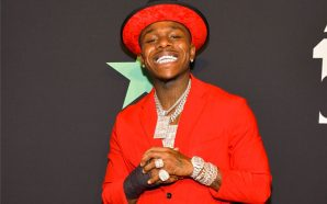 DABABY THROWING A PUNCH FROM THE STAGE??? … Fan Goes…