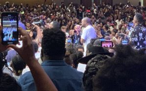 View Some Sunday Service With Kanye West In Atlanta Today…