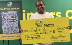 New Jersey Man Wins Lottery AGAIN