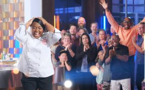 After 10 season MasterChef has a Black Woman as the…