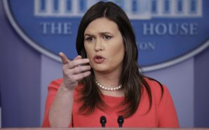 Sarah Huckabee Says It's Our Gun Given Right To Posses…