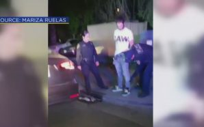 Lyft Driver Pulled Over After Unknowingly Picking Up Hit-And-Run Suspect