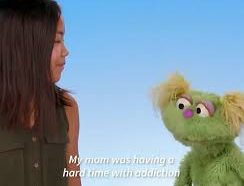 """Sesame Street"" Introduces New Muppet Whose Mother Has an Opioid…"