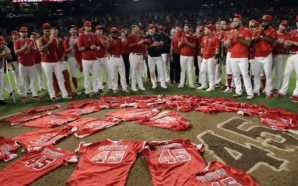 Team employee who allegedly gave late pitcher Tyler Skaggs opioids…