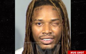 FETTY WAP Charged With Battery … VIDEO SHOWS HIM PUNCHING…