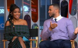 Keke Palmer turns down date with 'Bachelorette' alum Mike Johnson