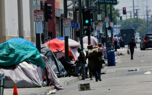 Did You Know Skid Row Is Majority Women And Children?