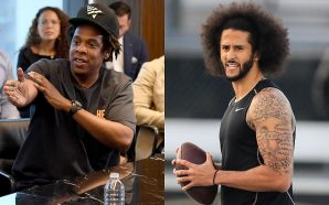 Sources: Jay-Z 'Disappointed' Colin Kaepernick Turned NFL Workout into 'Publicity…