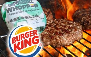 "Burger King Being Sued For The ""Impossible Burger"" Having Meat…"