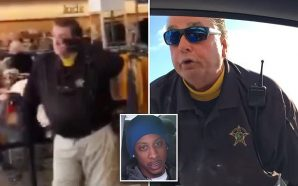 Video: Black Nordstrom Shoppers School Increasingly Angry Indiana Deputy on…