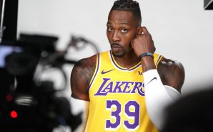 Dwight Howard Is Laker Focused!