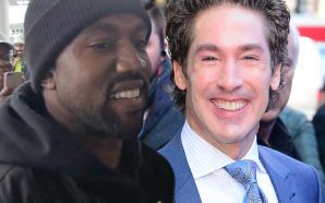 KANYE WEST APPEARANCE AT OSTEEN'S LAKEWOOD CHURCH … Brings Out…