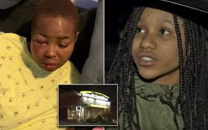 Teen Boys Brutally Beat Philly McDonald's Worker Unconscious After She…
