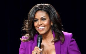 Michelle Obama Earns First GRAMMY Nomination for 'Becoming' Audiobook