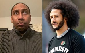 Stephen A. Smith Says: Colin Kaepernick doesn't want to play,…