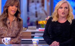Meghan McCain Snaps at Sunny Hostin: 'Take Your Cheap Applause…