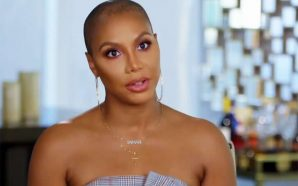 Tamar Is Getting Dragged On Twitter For Claiming A Man…