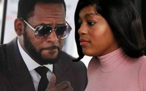 R. KELLY'S GF AZRIEL MOVES OUT OF TRUMP TOWER ……